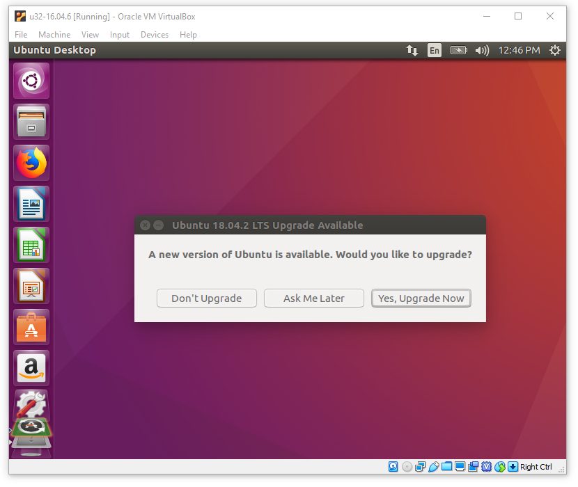 Install Ubuntu Linux Into Virtual Machine - CSCI 353, Spring
