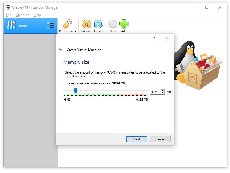 Install Ubuntu Linux Into Virtual Machine - CSCI 353, Spring